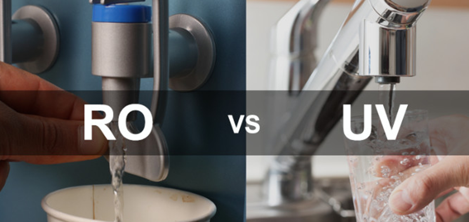UV Water Purifier Vs. Reverse Osmosis