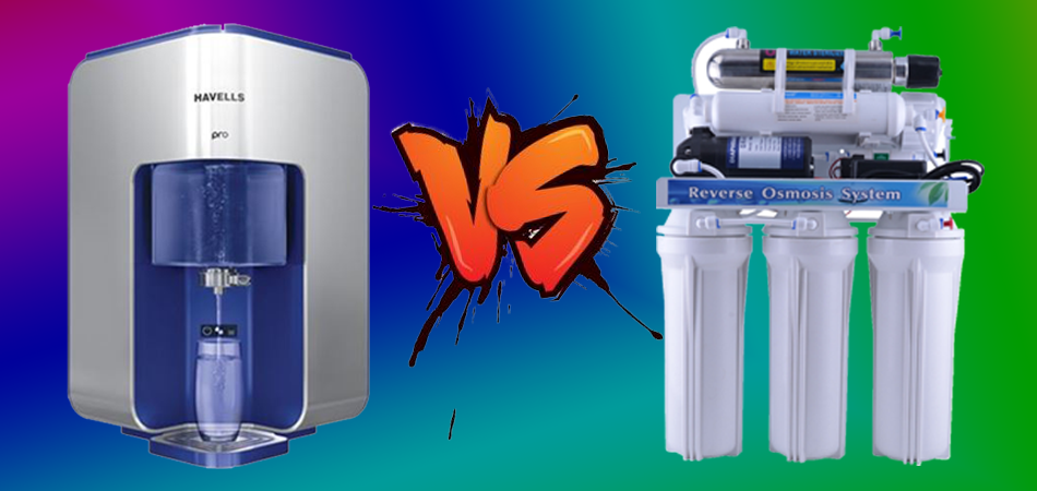 Water Purifier Vs Reverse Osmosis