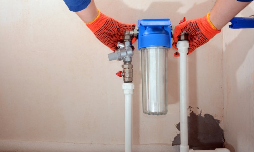 Benefits of Using a Water Filter