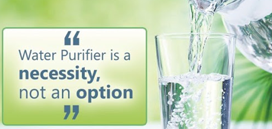 Why Water Purifier Is Important?